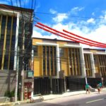 19.3M and UP Townhouse for sale in Sta Mesa Heights QC