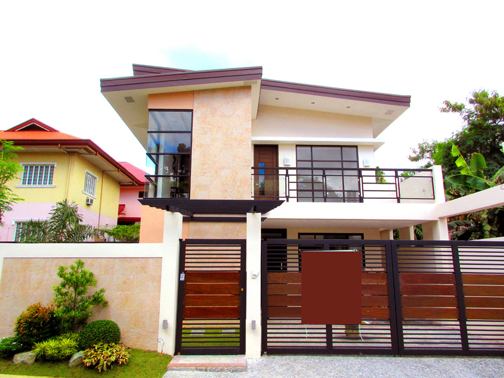5 9m and up townhouse for sale in sauyo quezon city for Modern house quezon city