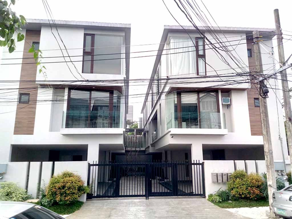 8.58M Townhouse for sale in Don Antonio Quezon City