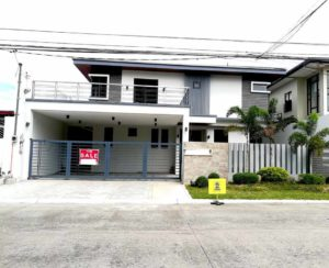 House and Lot for sale in BF Homes Holy Spirit near Commonwealth Quezon City 1A